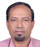 Basanta Adhikari. UKNFS Nepal Chapter President