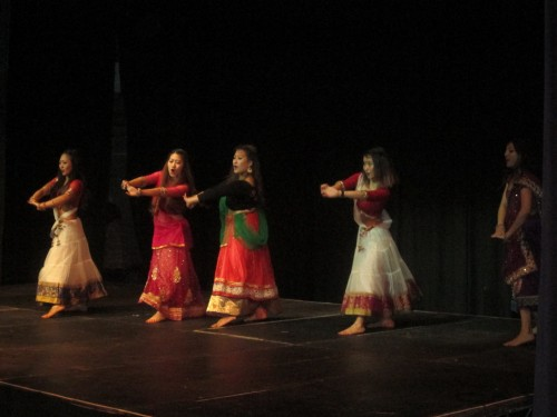 Image from the Nepal National UK universities inter-uni dance competition 2014